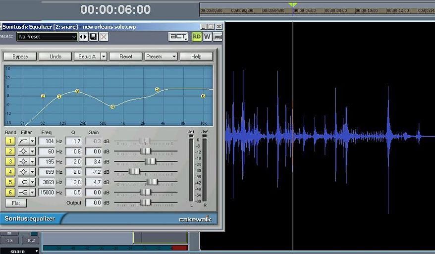 mixing snare with waves plug-ins crack